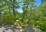 Camping avec Site nature Provence-Alpes-Côte d'Azur - Les Cent Chênes-4