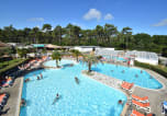 Camping avec Ambiance club Gironde - Les Viviers-1
