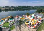Camping avec Piscine Saint-Alban - Au Bocage du Lac-1