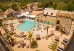 Camping avec Parc aquatique / toboggans Hérault - Californie Plage-1