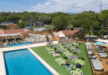 Camping  Acceptant les animaux Antibes - La Bastiane-3