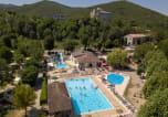 Camping avec Site de charme Valréas - RCN La Bastide en Ardèche-1