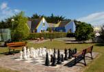 Camping avec Parc aquatique / toboggans Bretagne - La Plage-3