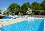 Camping avec Spa & balnéo France - du Haras-2
