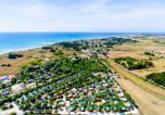 Camping Charente-Maritime - Les Huttes-2