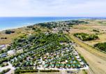 Camping avec Piscine Poitou-Charentes - Les Huttes-2
