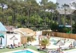 Camping avec Parc aquatique / toboggans Aquitaine - Club Marina Landes-4