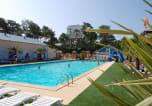 Camping avec Parc aquatique / toboggans Aquitaine - Club Marina Landes-3