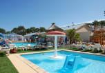 Camping avec Parc aquatique / toboggans Aquitaine - Club Marina Landes-2