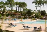 Camping avec Site nature Léon - Naturéo Resort-2