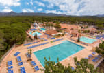 Camping  Acceptant les animaux Antibes - Oasis Village-1