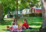 Camping avec Site de charme Coutures - Parc de Montsabert-3