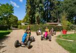 Camping avec Site de charme Coutures - Parc de Montsabert-2