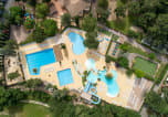 Camping avec Hébergements insolites Languedoc-Roussillon - Le Plein Air des Chênes-3