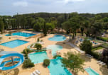 Camping avec Hébergements insolites Languedoc-Roussillon - Le Plein Air des Chênes-1