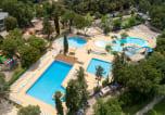 Camping avec Hébergements insolites Languedoc-Roussillon - Le Plein Air des Chênes-2