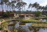 Camping avec Hébergements insolites Landes - Naturéo Resort-2