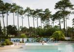 Camping avec Site de charme Landes - Naturéo Resort-1