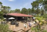 Camping avec Hébergements insolites Landes - Slow Village Biscarrosse Lac-2
