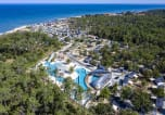 Camping avec Ambiance club Gironde - Soulac Plage-1