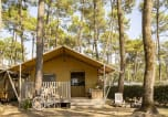 Camping avec Ambiance club Gironde - Soulac Plage-4