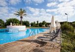 Camping  Acceptant les animaux Espagne - El Pinar Beach Camp-4