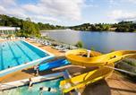 Camping en Bord de lac Côtes-d'Armor - Au Bocage du Lac-3