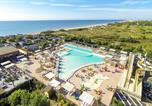 Camping avec Accès direct plage Hérault - Les Méditerranées - Beach Garden-4