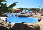 Camping avec Parc aquatique / toboggans Cerbère - Bella Terra-3