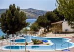 Camping  Acceptant les animaux Croatie - Belvedere-1