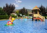 Camping avec Piscine couverte / chauffée Estavar - Berga Resort-4