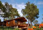 Camping avec Hébergements insolites Espagne - Cala Llevadó-2
