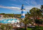 Camping avec Quartiers VIP / Premium Espagne - Cambrils Park-2