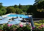 Camping avec Piscine Brengues - Château de Lacomté Country Club-2