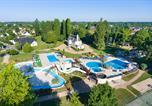 Camping avec Spa & balnéo Loir-et-Cher - Château des Marais-3