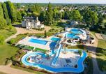 Camping avec Spa & balnéo Loir-et-Cher - Château des Marais-1