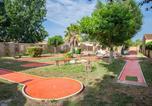 Camping avec Site de charme Hérault - Club Farret-1