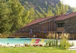 Camping avec Site de charme Vallon-Pont-d'Arc - CosyCamp-1