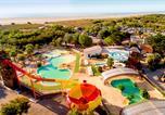 Camping avec Parc aquatique / toboggans Aude - Côte Vermeille-1