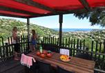 Camping avec Piscine Rayol-Canadel-sur-Mer - Cros de Mouton-1