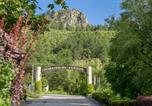 Camping avec Site nature Alpes-de-Haute-Provence - Domaine du Verdon-4