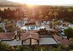 Camping avec Hébergements insolites Toulon - Ecolodge L'Etoile d'Argens-3
