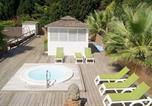 Camping avec Hébergements insolites Toulon - Ecolodge L'Etoile d'Argens-4
