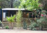 Camping avec Parc aquatique / toboggans Provence-Alpes-Côte d'Azur - Ecolodge L'Etoile d'Argens-2