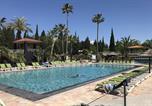 Camping avec Hébergements insolites Toulon - Ecolodge L'Etoile d'Argens-1
