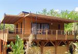Camping avec Hébergements insolites Toulon - Ecolodge L'Etoile d'Argens-2