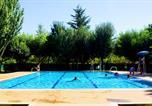 Camping Espagne - El Escorial-3