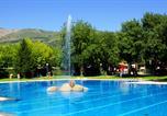 Camping Espagne - El Escorial-2