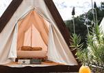 Camping avec Hébergements insolites Espagne - El Garrofer-4