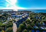 Camping avec Parc aquatique / toboggans Bretagne - L'Escale Saint Gilles-1